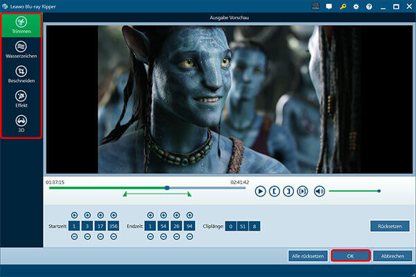 blu-ray in wmv rippen