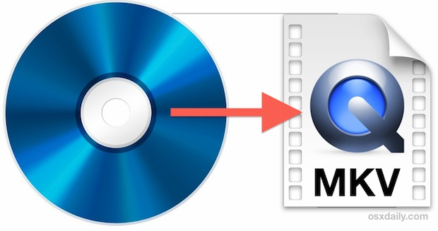 mac blu-ray mkv ripper