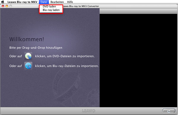 mac blu-ray in mkv umwandeln